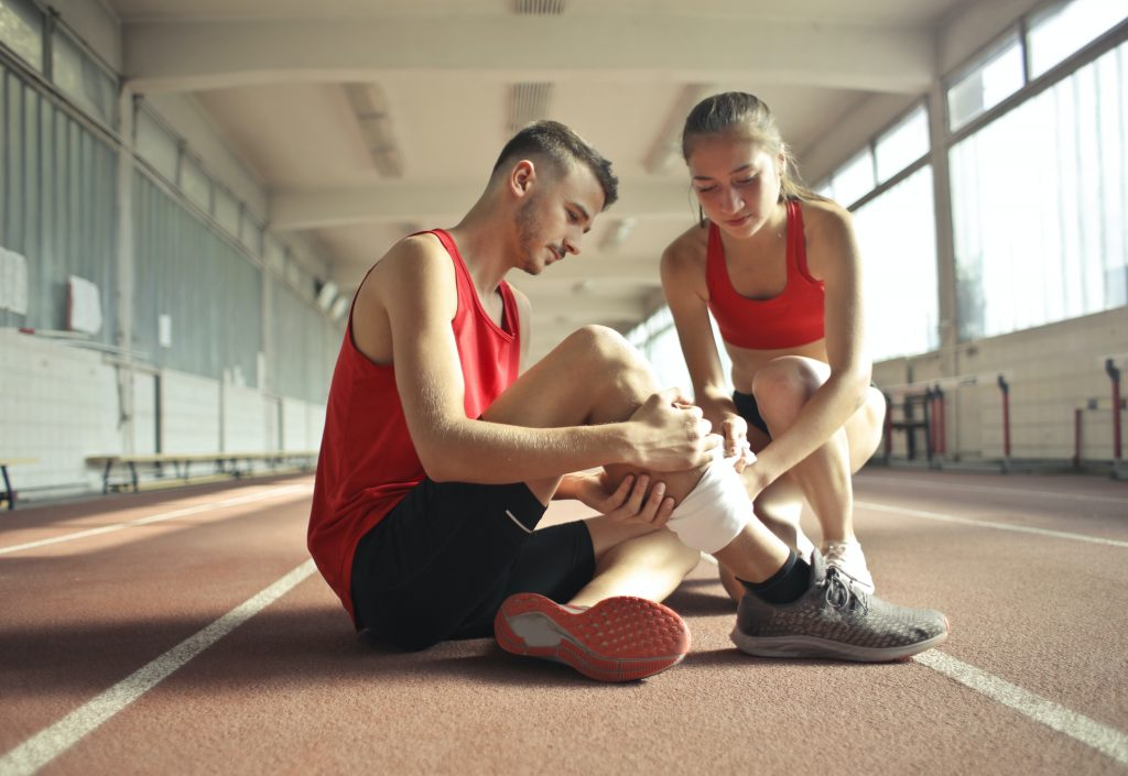 The 5 most common sports injuries